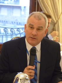 Daniel J. Costello, Ambassador of Canada to the EU