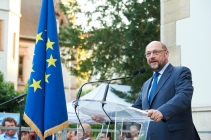 Martin Schulz, President of the European Parliament and member of the APE
