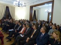 "Conference Debate: ""EU Enlargement to the Balkans - the achievments of the Slovak Presidency"""