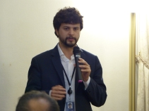 Brando Benifei, MEP and member of the APE
