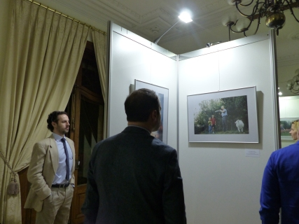 "Exhibition ""Alexander Dubcek - Human face of politics"""