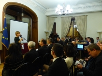"Opening ceremony of the exhibition ""Alexander Dubcek - Human face of politics"""