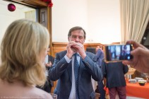 Alojz Peterle, MEP