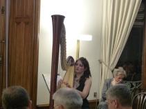 Salomé Mokdad, Harpe