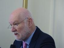 Joachim Starbatty, MEP and member of the APE