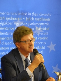 Thomas Mann, MEP and Vice President of the APE