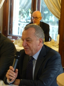 Marco Marsilli, Permanent Representative of Italy to the Council of Europe