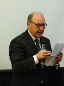 Eric Mayer-Schaller, Honorary Consul of Malta in Strasbourg
