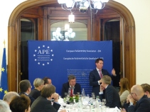 "Wednesday 5 April 2017 - Dinner Debate: ""Europe after the elections in France and Germany"""