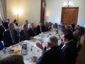 Thursday 15 June 2017 - Breakfast with Guido Raimondi, President of the ECHR