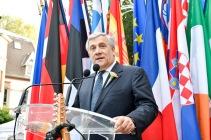 Antonio Tajani, President of the European Parliament