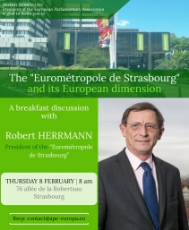 Breakfast with Robert Herrmann