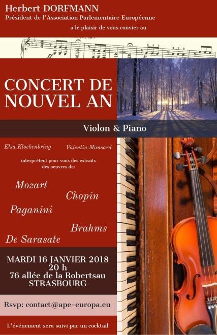 Concert de Nouvel An 2018