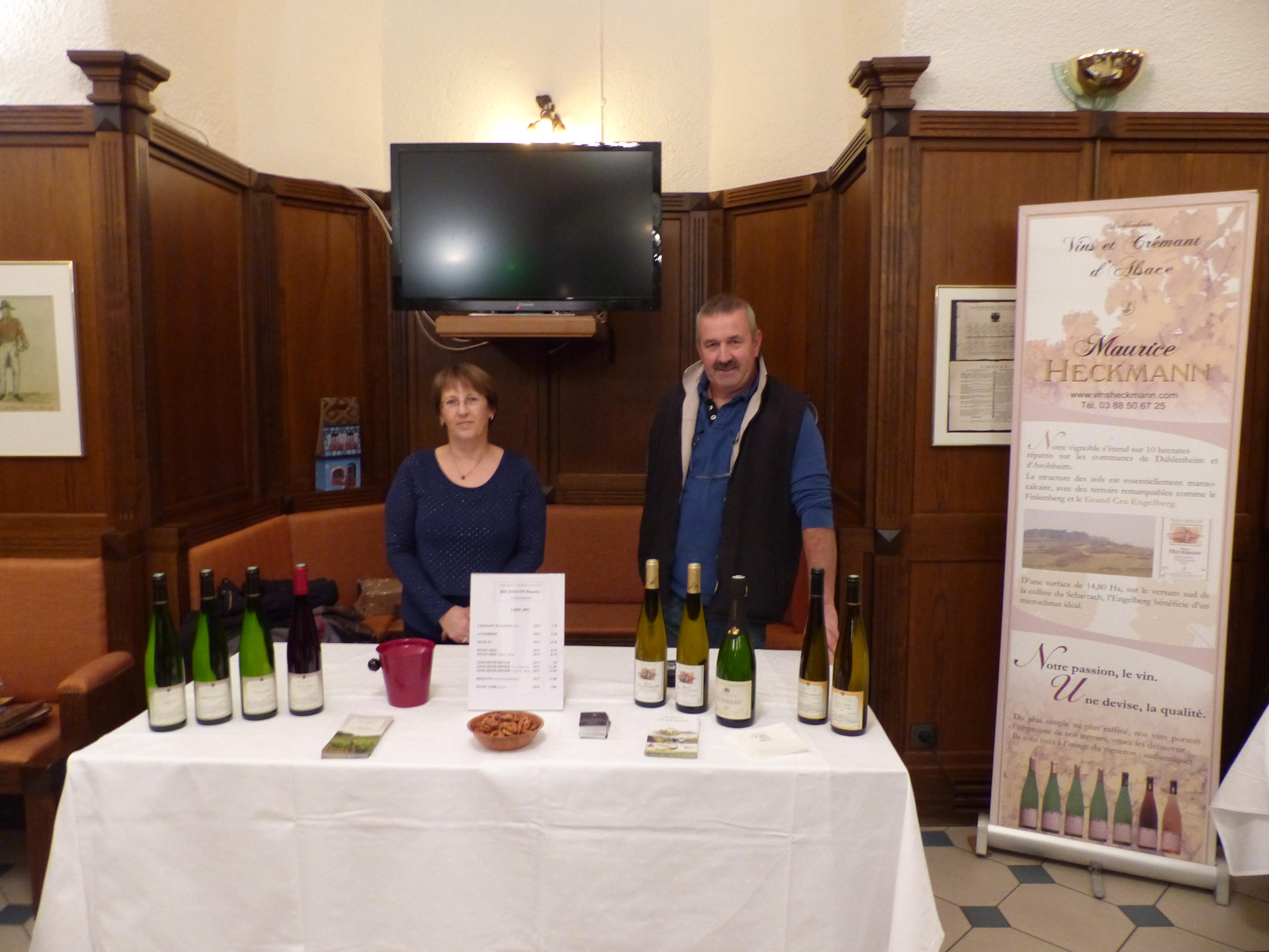 Alsatian Wine Tasting And Wine Market U2013 The European Parliamentary  Association