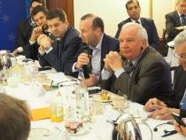 Breakfast with Joseph Daul
