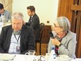 Breakfast with Robert Herrmann
