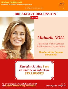 Breakfast with Michaela Noll