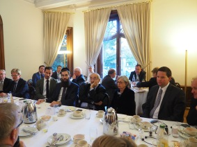 Breakfast with Harold Avraham Weill