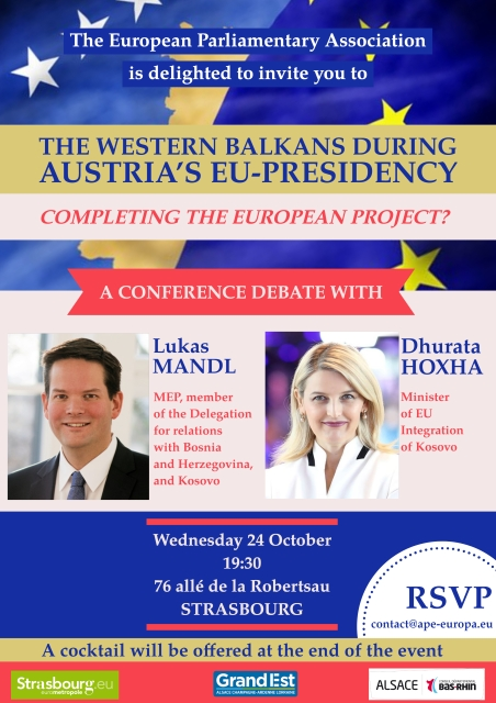 DEBATE The Western Balkans during Austria's EU-Presidency