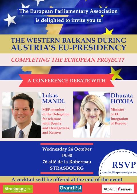 DEBATE The Western Balkans during Austria's EU-Presidency
